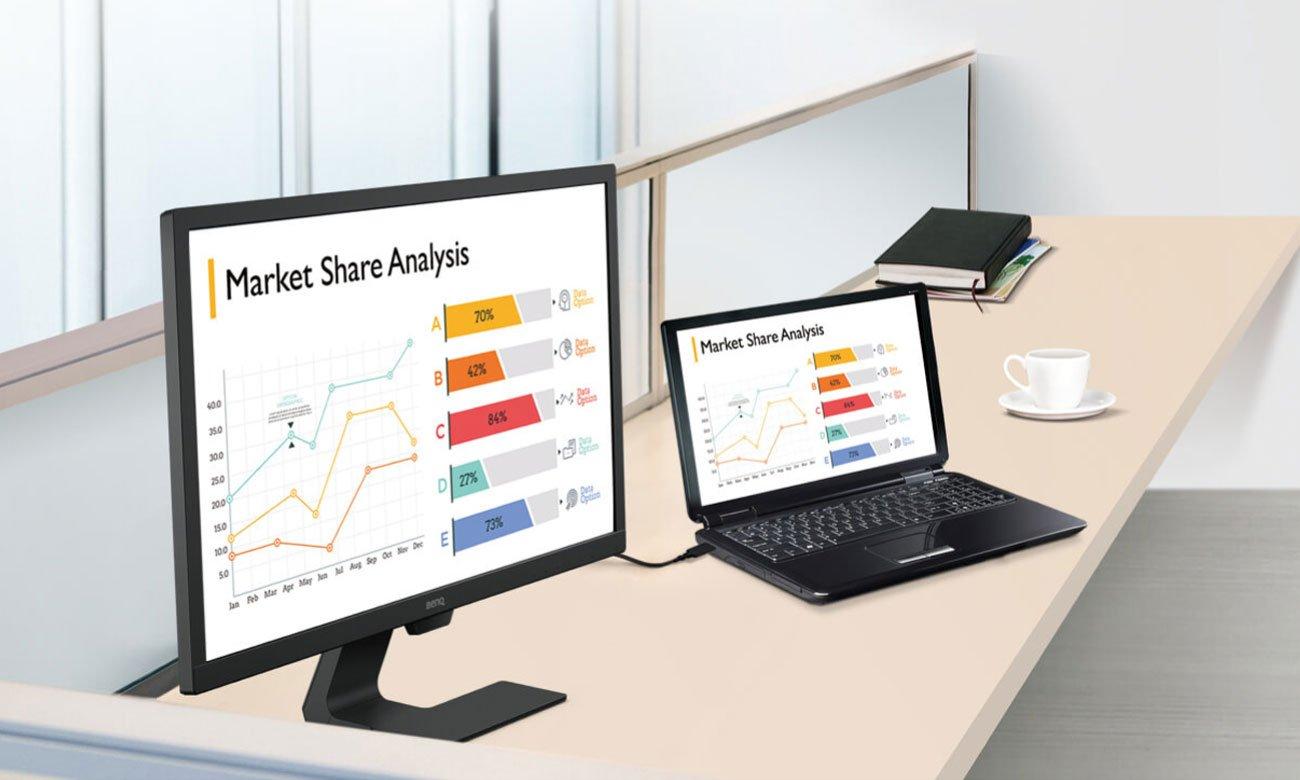 Monitor biznesowy BenQ BL2483