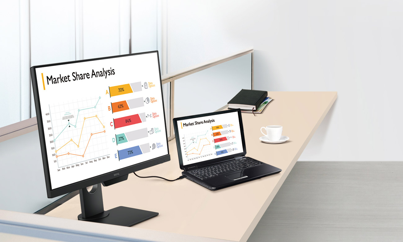 Monitor biznesowy BenQ BL2581T