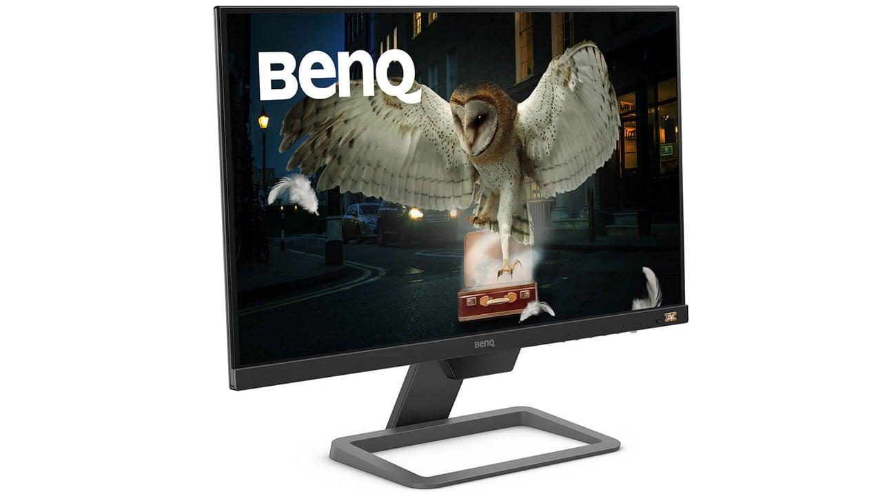 Monitor BenQ EW2480 czarny HDR