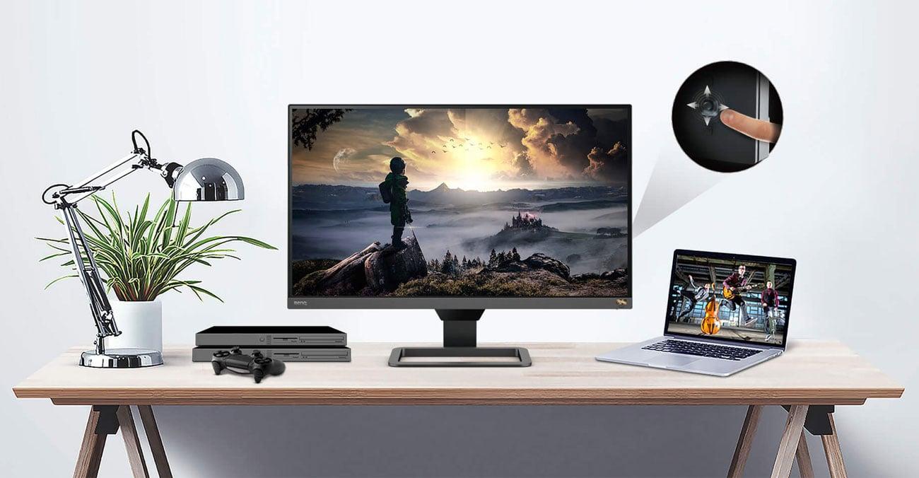 Monitor do domu i do biura BenQ EW2780Q
