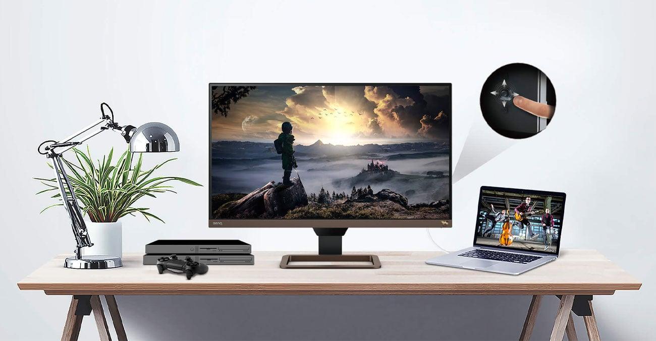 Monitor do domu i do biura BenQ EW2780U