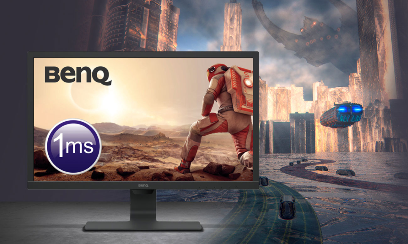Idealny do domu i biura monitor BenQ GL2780