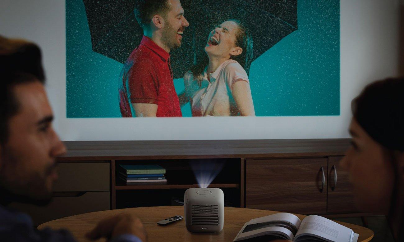 Projektor bezprzewodowy BenQ GS2 DLP