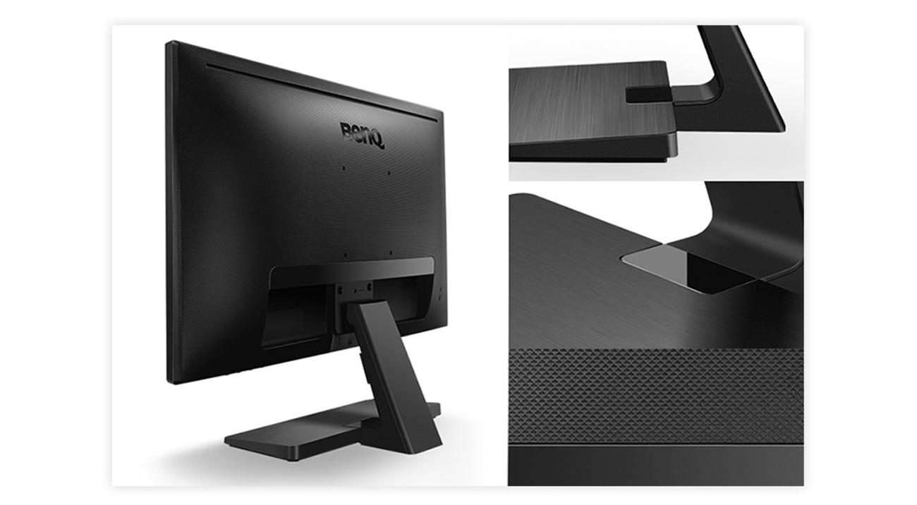BenQ GW2270H prosty i nowoczesny design