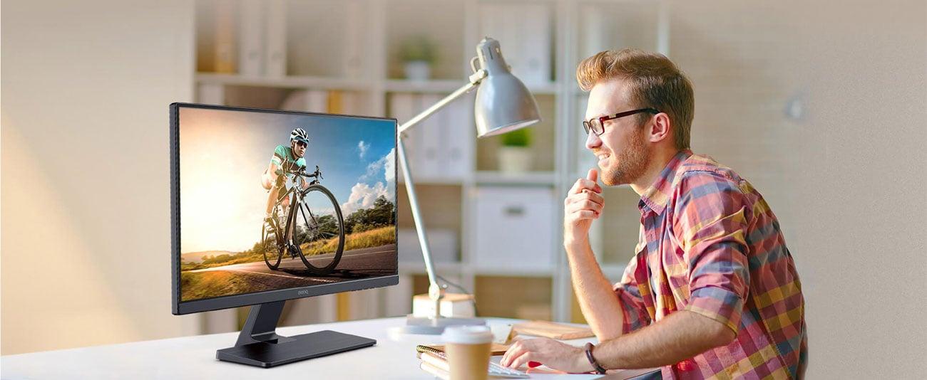 Monitor do domu i do biura BenQ GW2475H