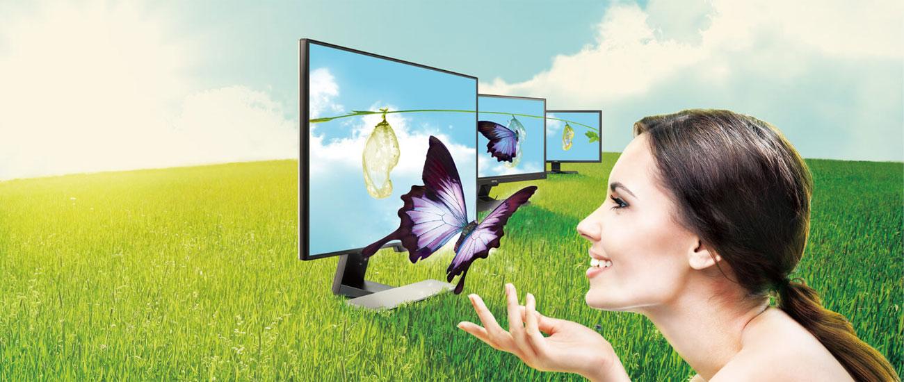 Monitor do domu i do biura BenQ GW2480T