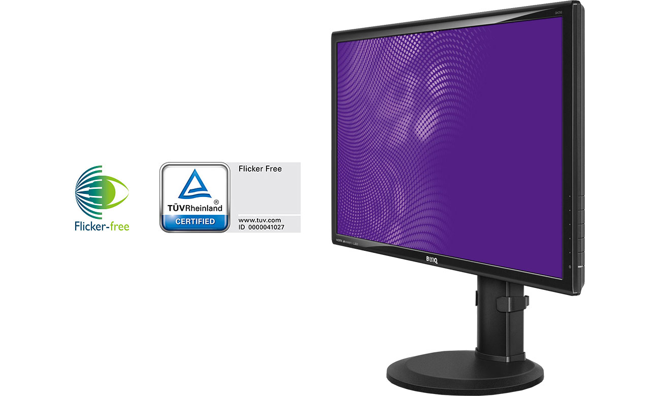 Monitor BenQ GW2765HT - Flicker-Free