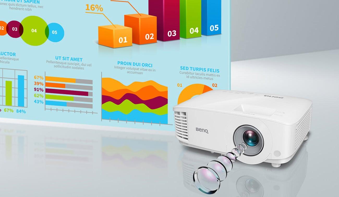 Projektor biznesowy BenQ MH560
