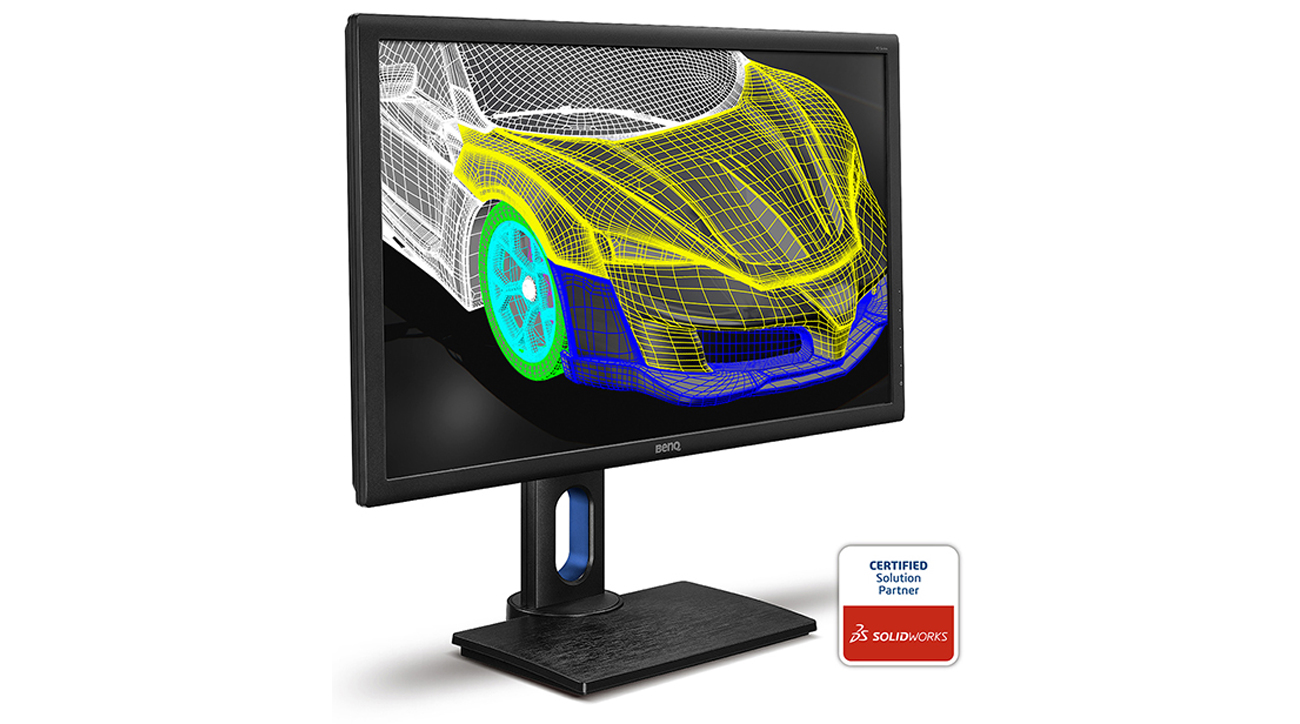 BenQ PD2700Q Tryb CAD/CAM