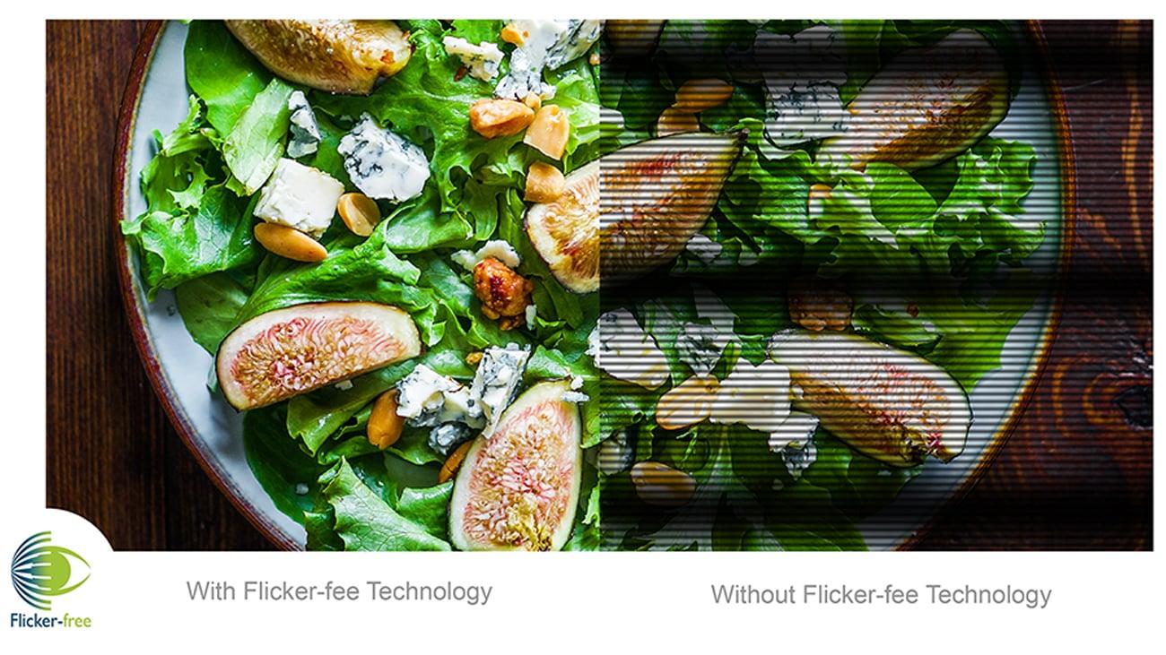 Technologia Flicker Free
