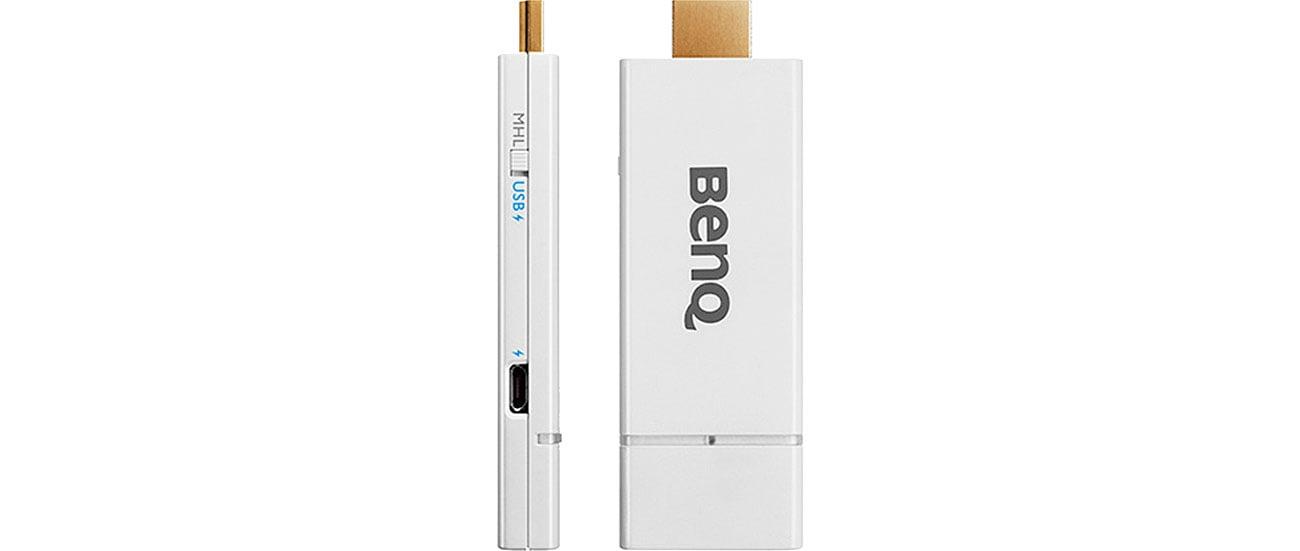 BenQ QCast - Micro USB