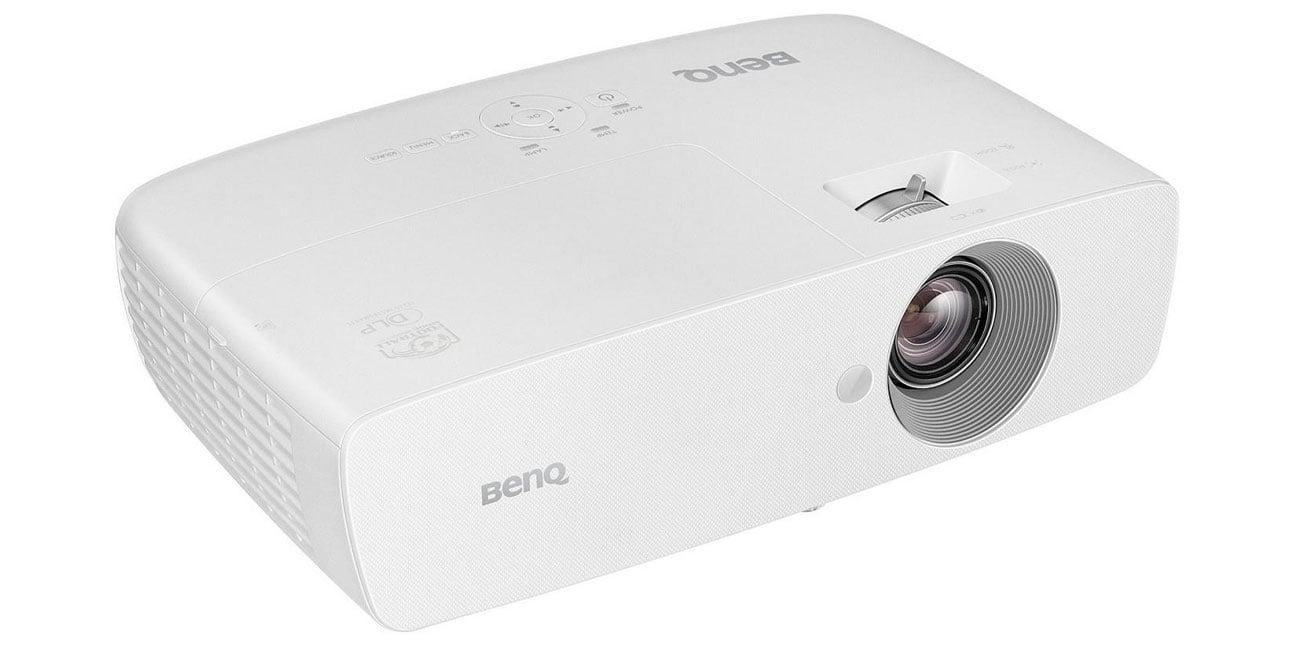 BenQ TH683 spektakularny obraz wysoka rozdzielczość jasnośc obrazu