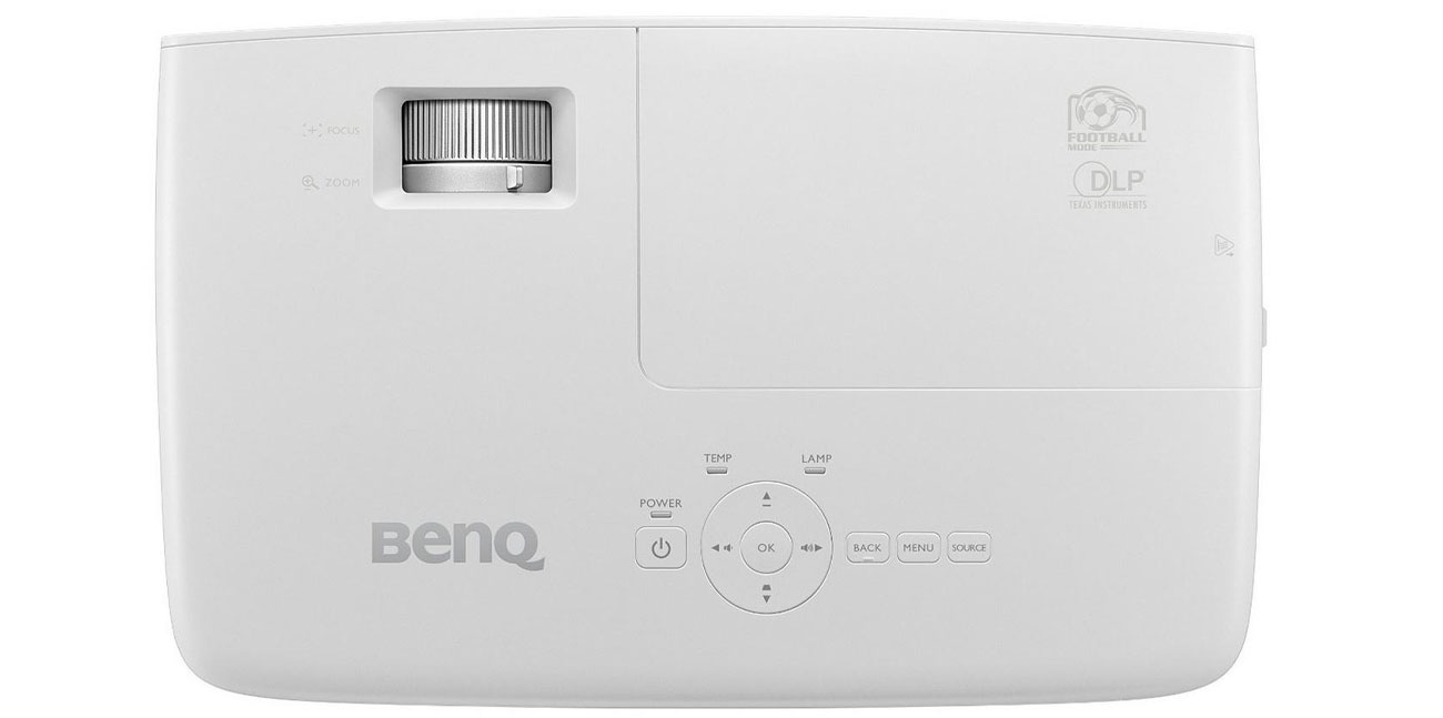 BenQ TH683 dźwięk cinema master