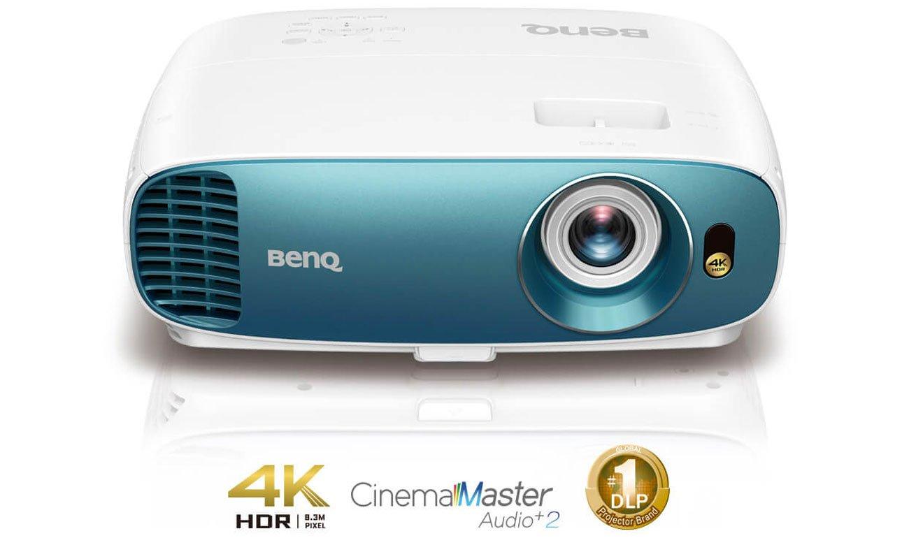 BenQ TK800M DLP 4K HDR