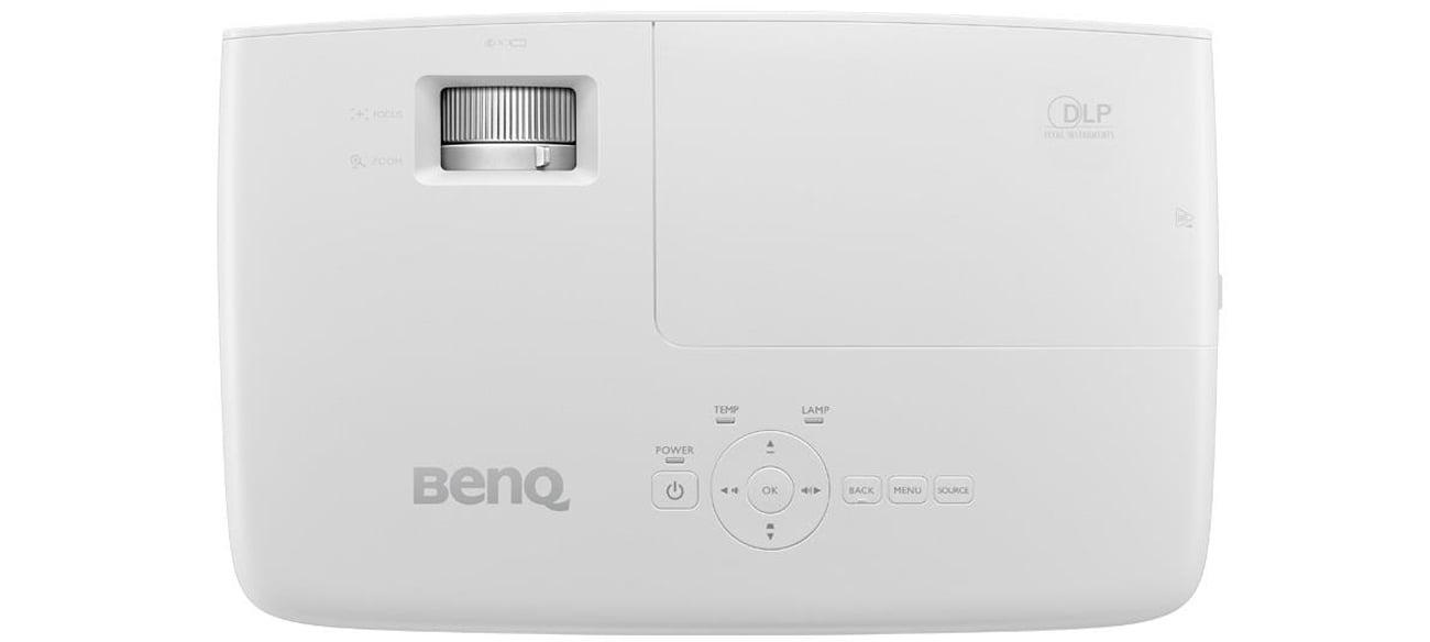 BenQ W1090 Technologia DLP