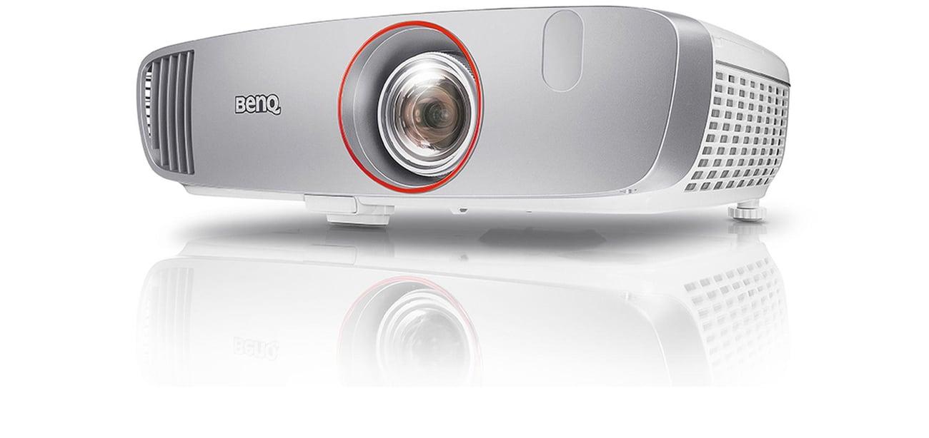 BenQ W1210ST DLP Rozdzielczość Full HD