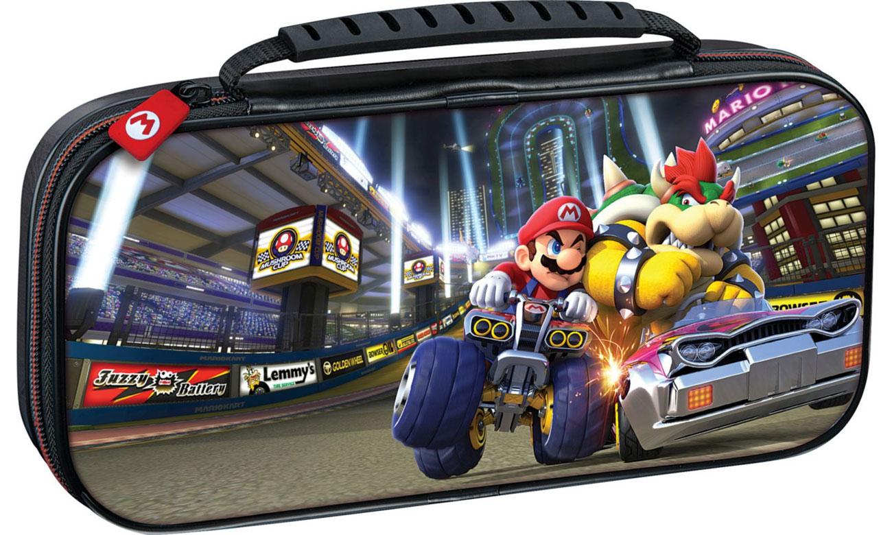 Etui BigBen Mario Kart New na konsolę Nintendo Switch