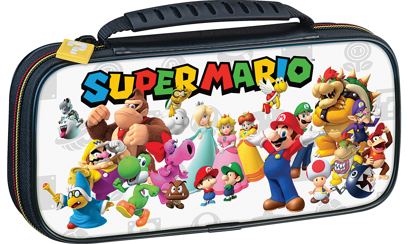 Etui BigBen Super Mario i Przyjaciele na konsolę Nintendo Switch