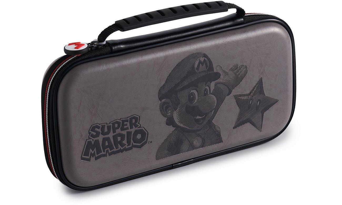 Etui BigBen Super Mario na konsolę Nintendo Switch Szare