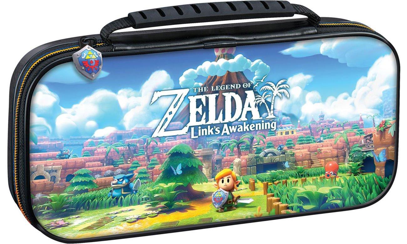 Etui BigBen Zelda Link na konsolę Nintendo Switch