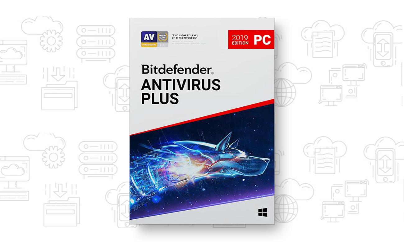 Bitdefender Antivirus Plus 2019 Wykrywanie, Naprawa Ransomware