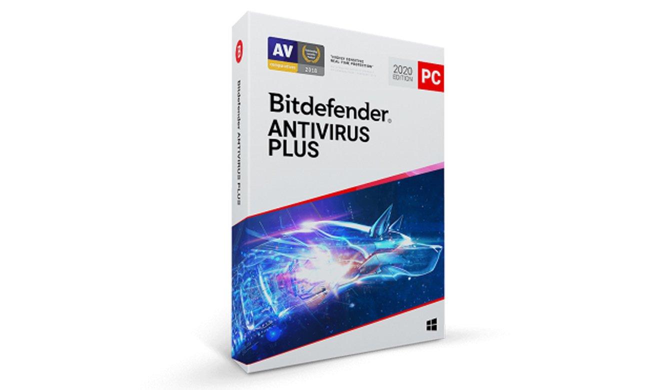 Bitdefender Antivirus Plus 2020 Wykrywanie, Naprawa Ransomware