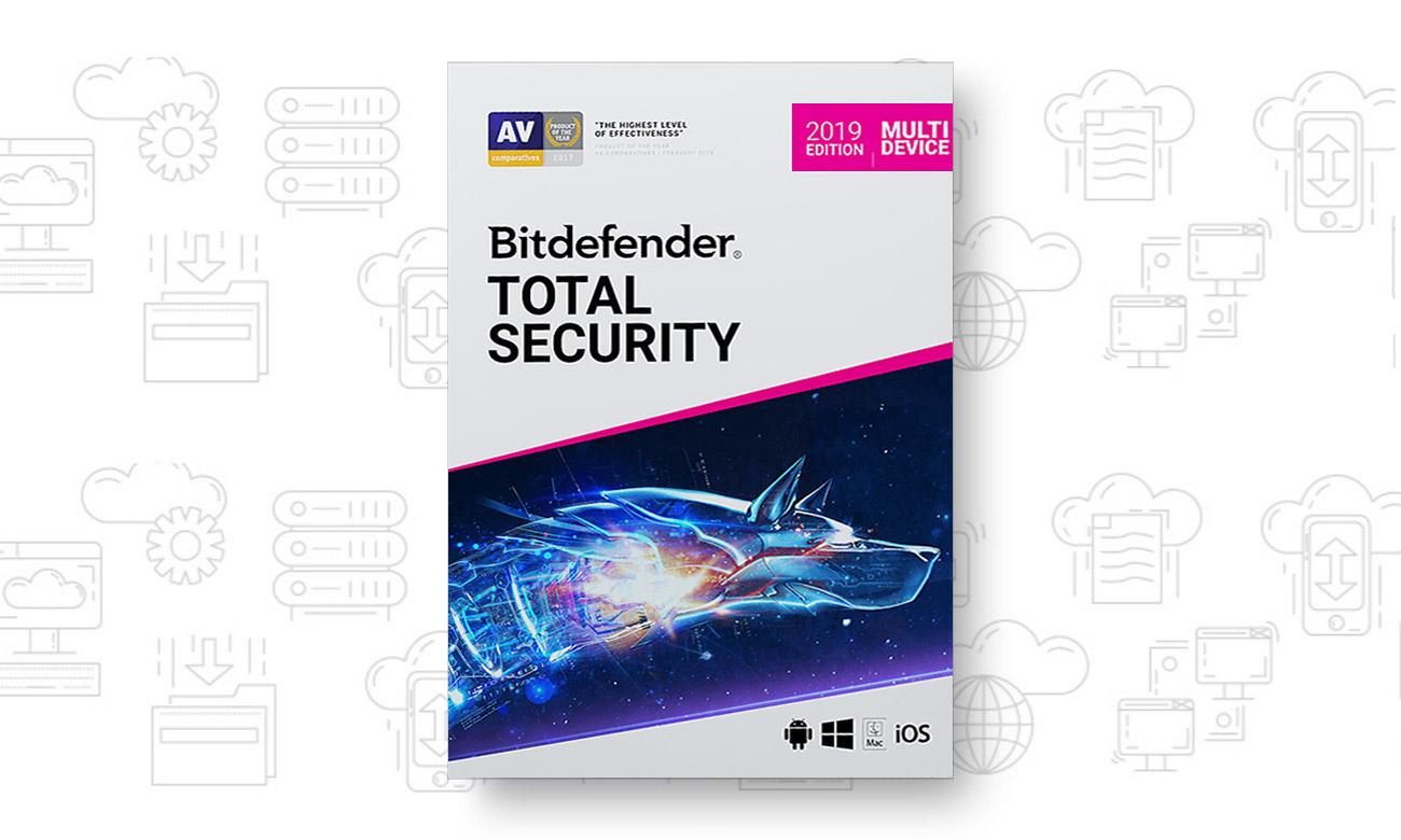 Bitdefender Total Security 2019 Aktualizacje o nowe rozwiązania