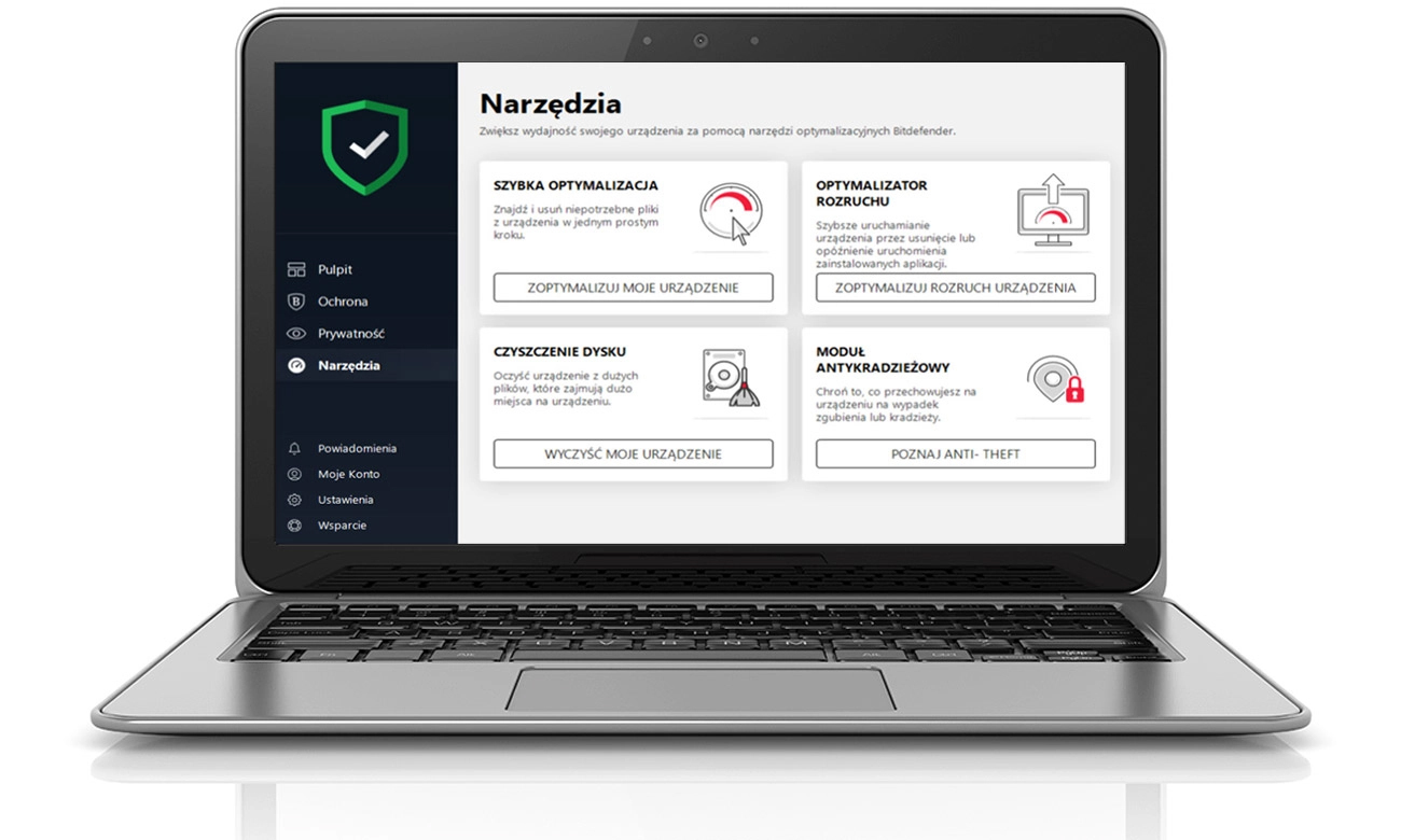 Bitdefender Family Pack 2020 Asystent Rodzica