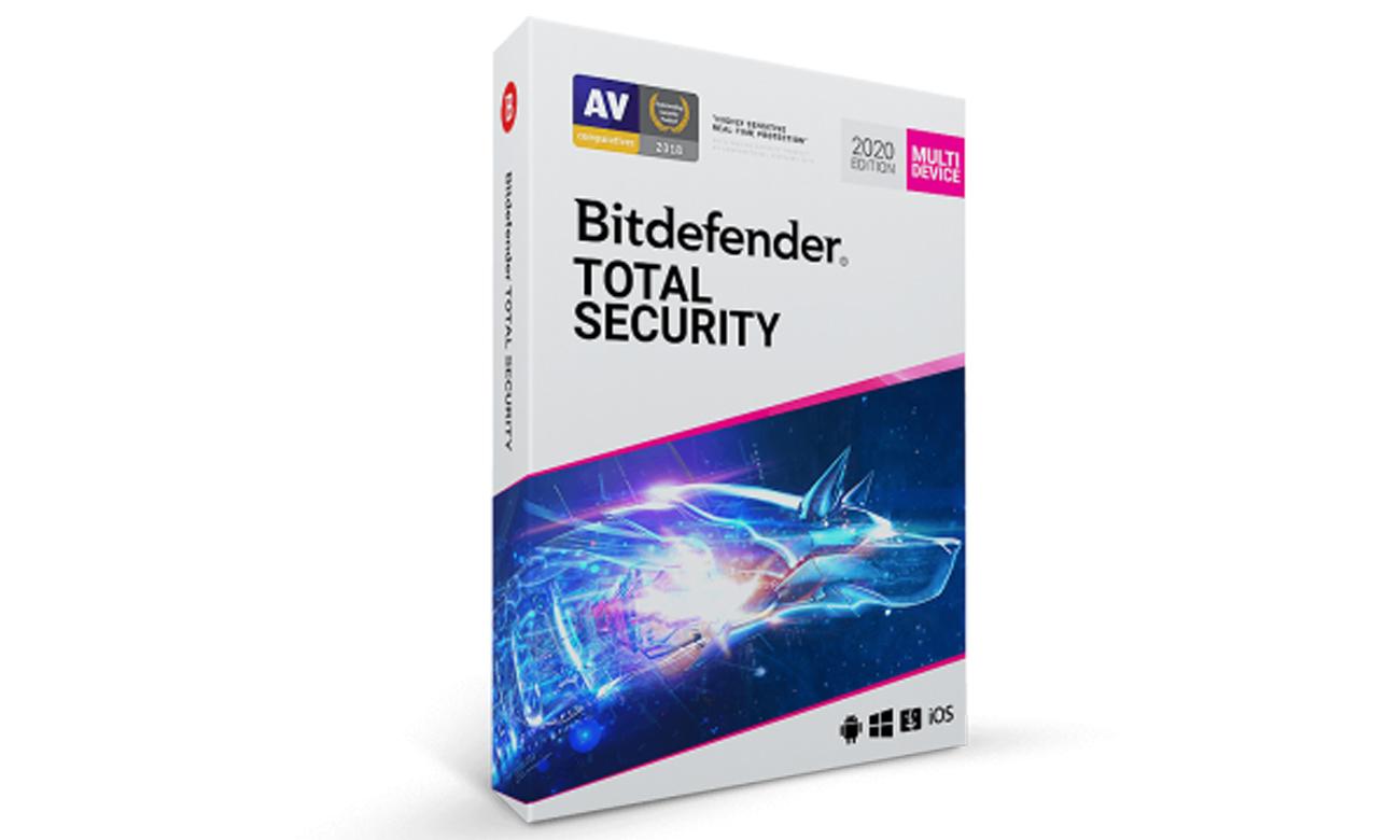 Bitdefender Total Security 2020 Aktualizacje o nowe rozwiązania
