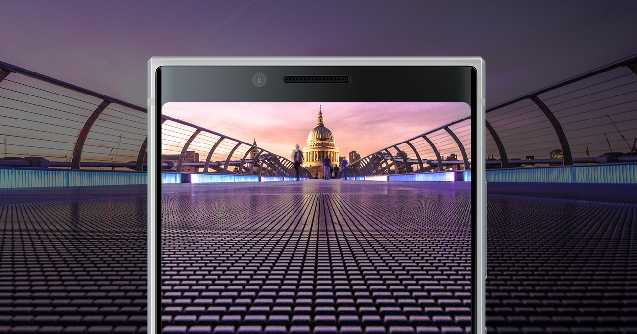 BlackBerry KEY2 podwójny aparat 12 Mpix