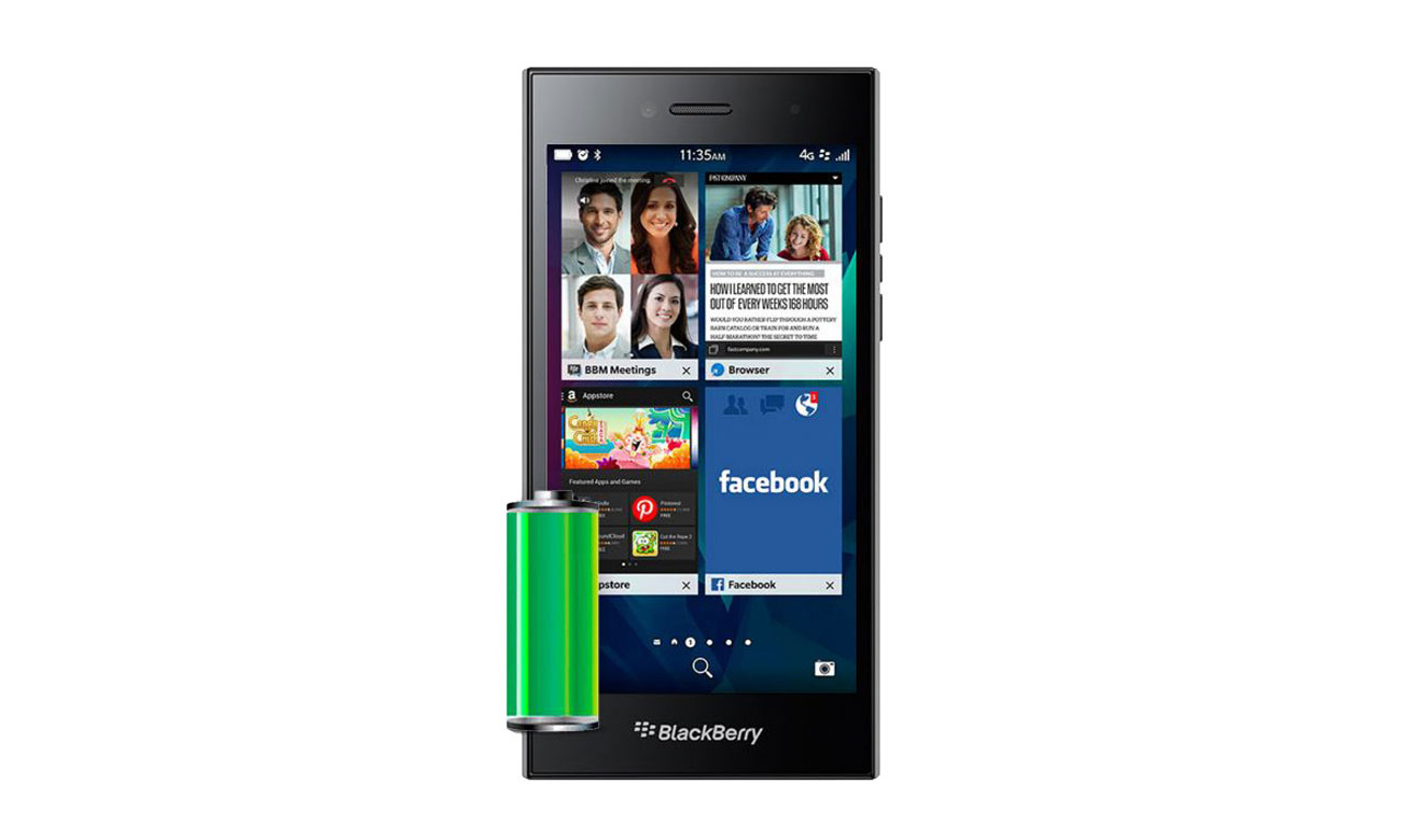 BlackBerry Leap 2800 mAH