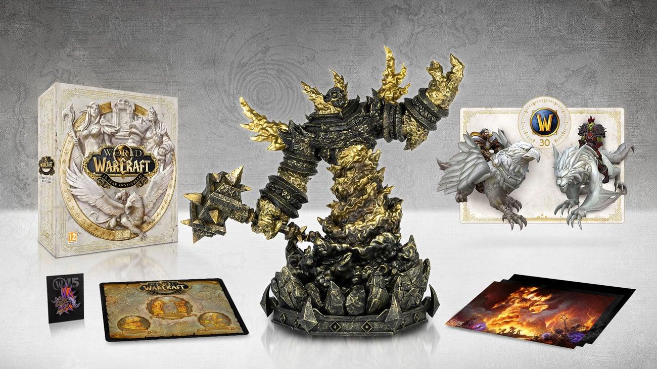 World of Warcraft: 15th Anniversary Edycja Kolekcjonerska