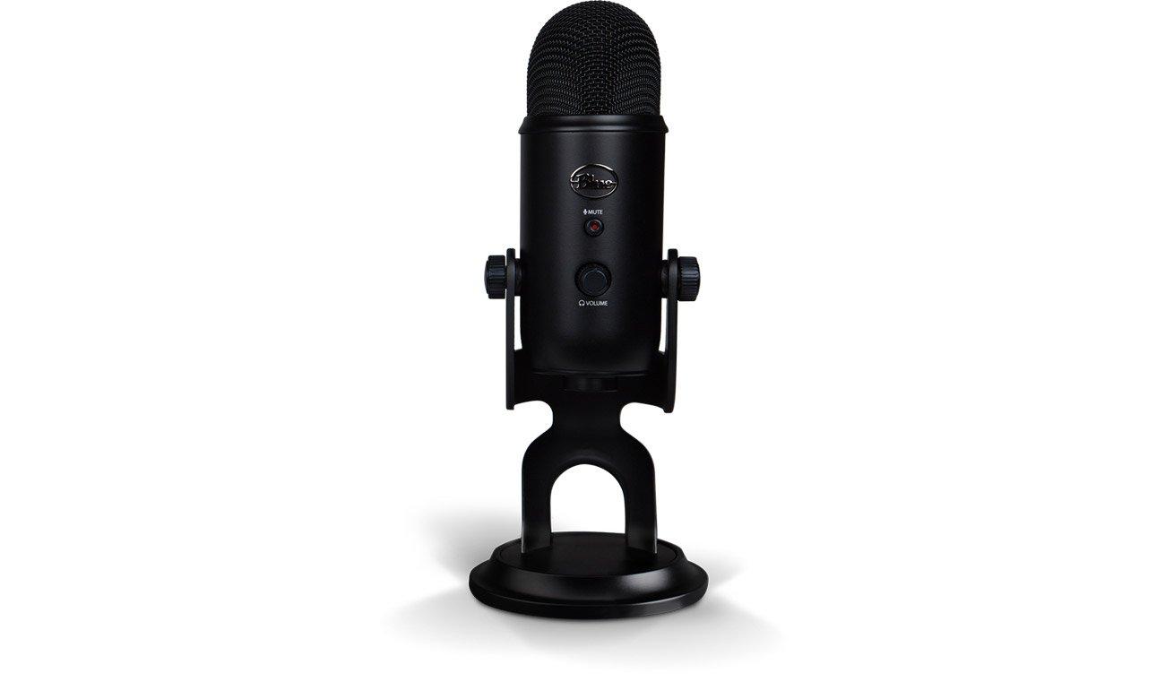 Mikrofon biurkowy Blue Microphones Yeti Czarny