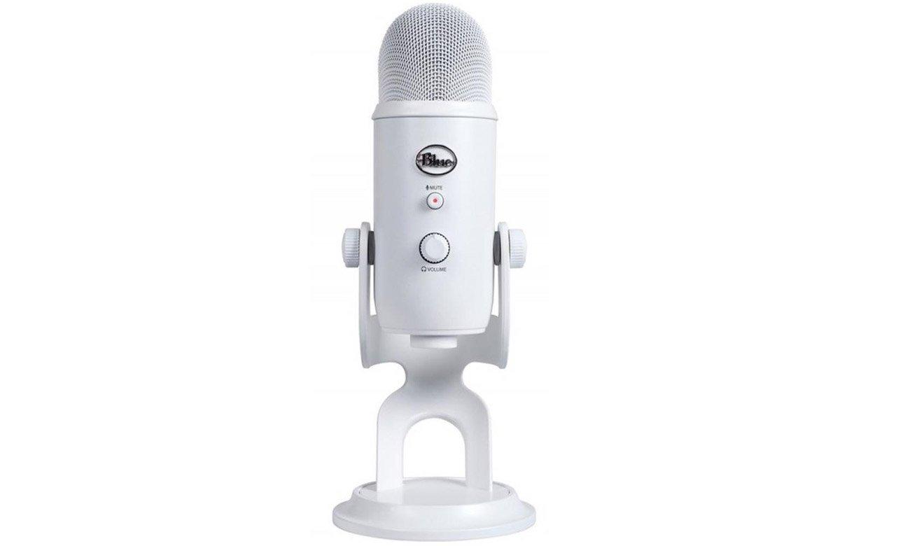 Mikrofon biurkowy Blue Microphones Yeti White