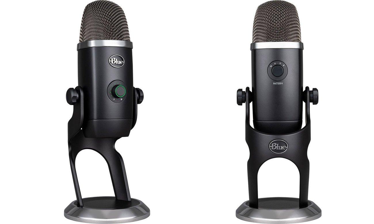 Profesjonalny mikrofon Blue Microphones Yeti X Blackout
