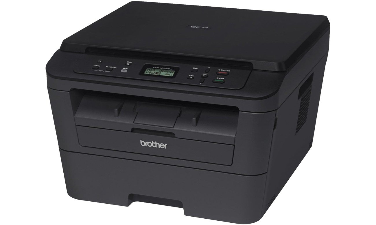 widok z boku brother DCP-L2520DW