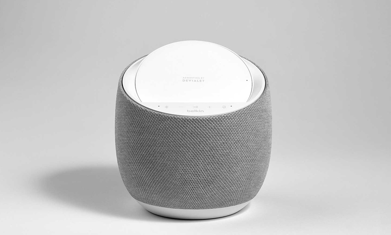 Inteligentny głośnik Belkin SoundForm Elite Biały