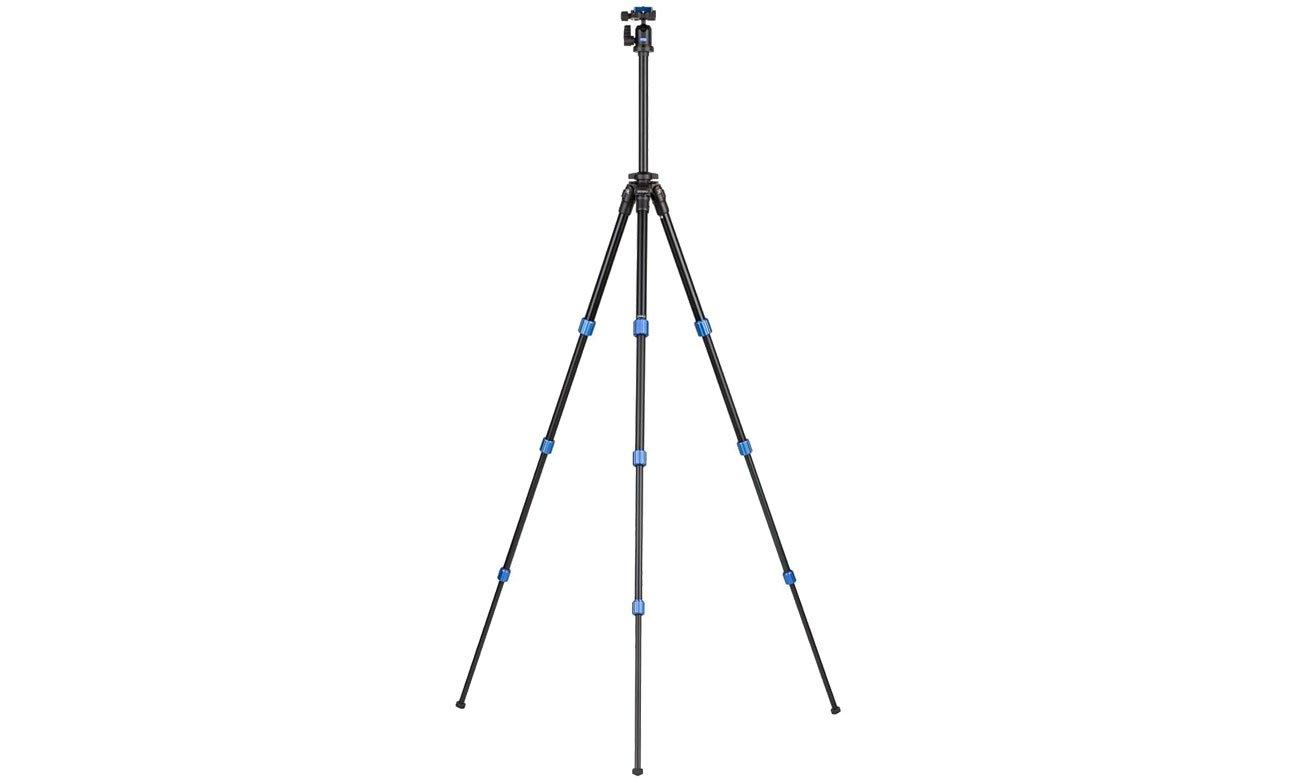 Statyw Benro Slim Tripod Kit TSL08AN00 Rozłożony