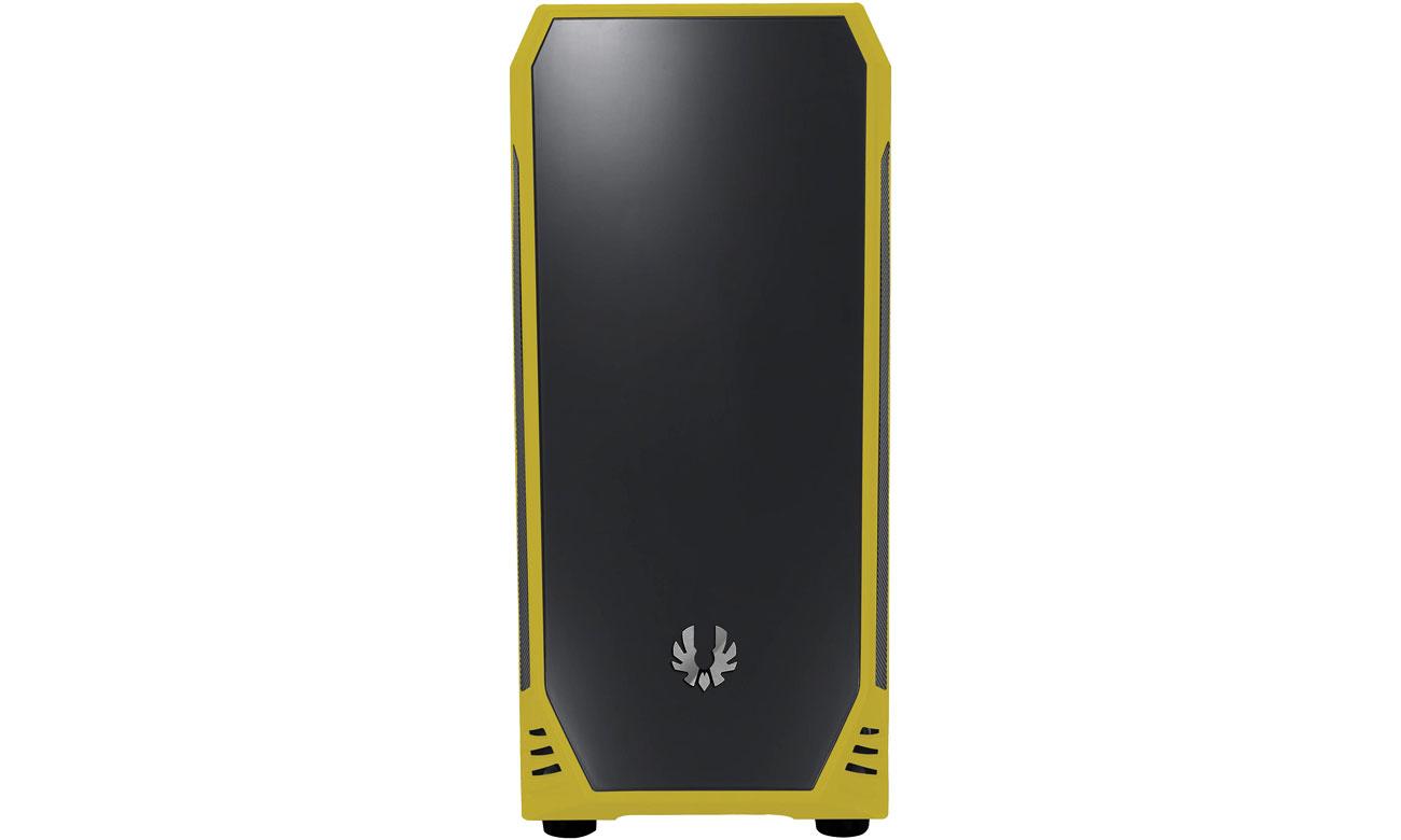 Bitfenix Aegis Core Żółto-Czarna Przód
