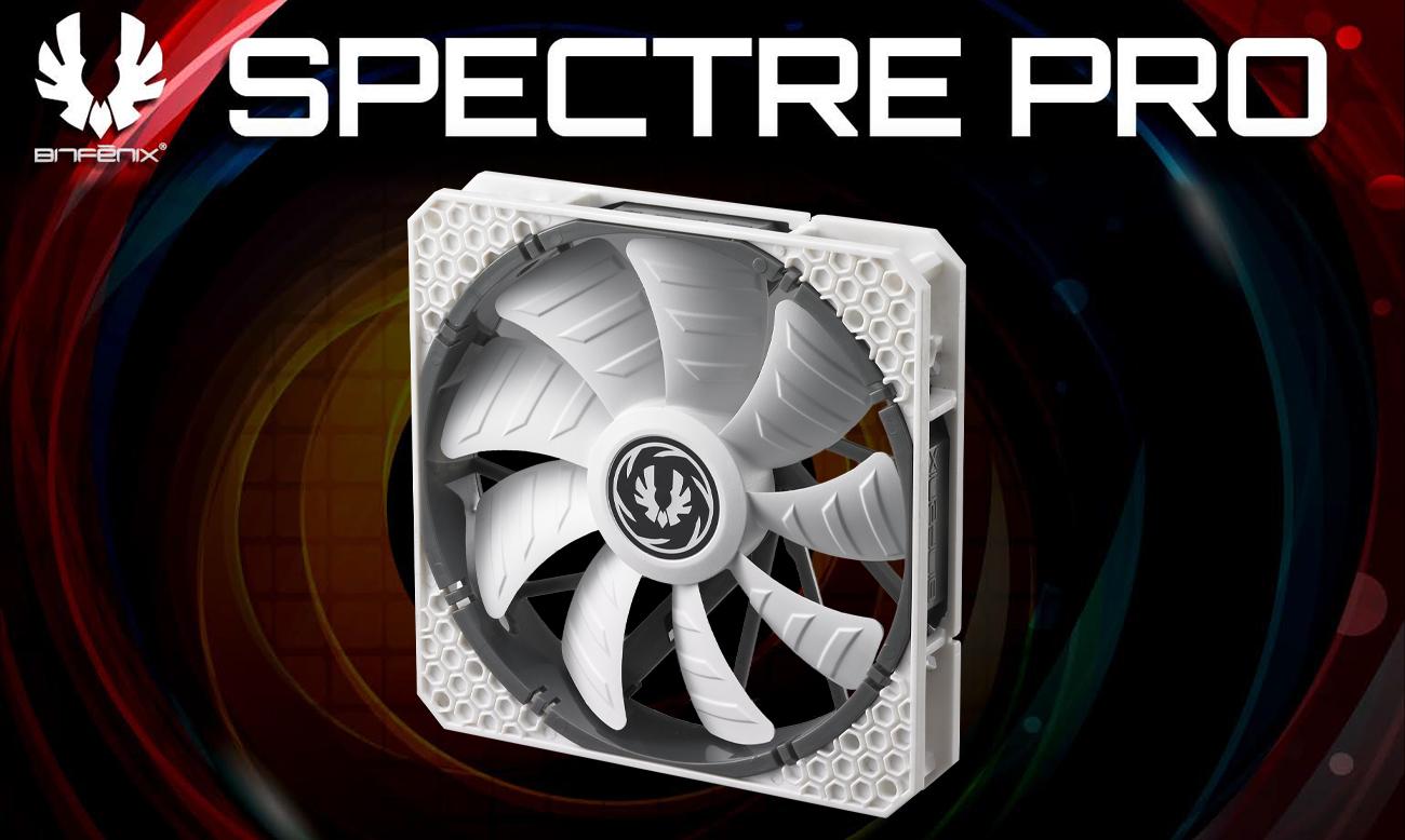 Bitfenix Spectre PRO 140 mm wydajny wentylator