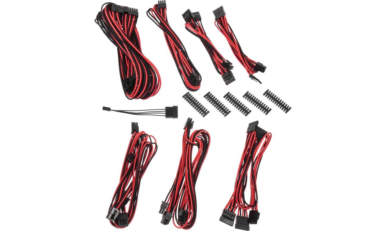 Bitfenix Alchemy 2.0 PSU Cable Kit ZUAD-619