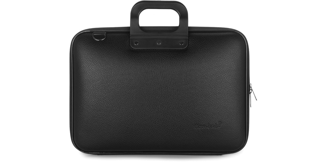 Torba na laptopa Bombata Allblack 15.6'' czarna E00637
