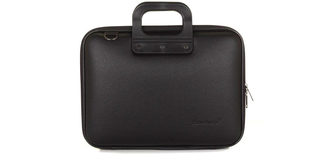 Torba na laptopa Bombata Allblack 13'' czarna E00824