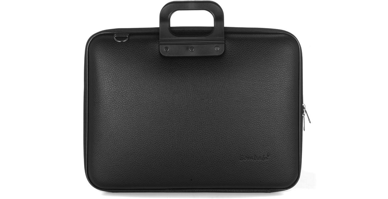 Torba na laptopa Bombata Allblack 17'' czarna E00962