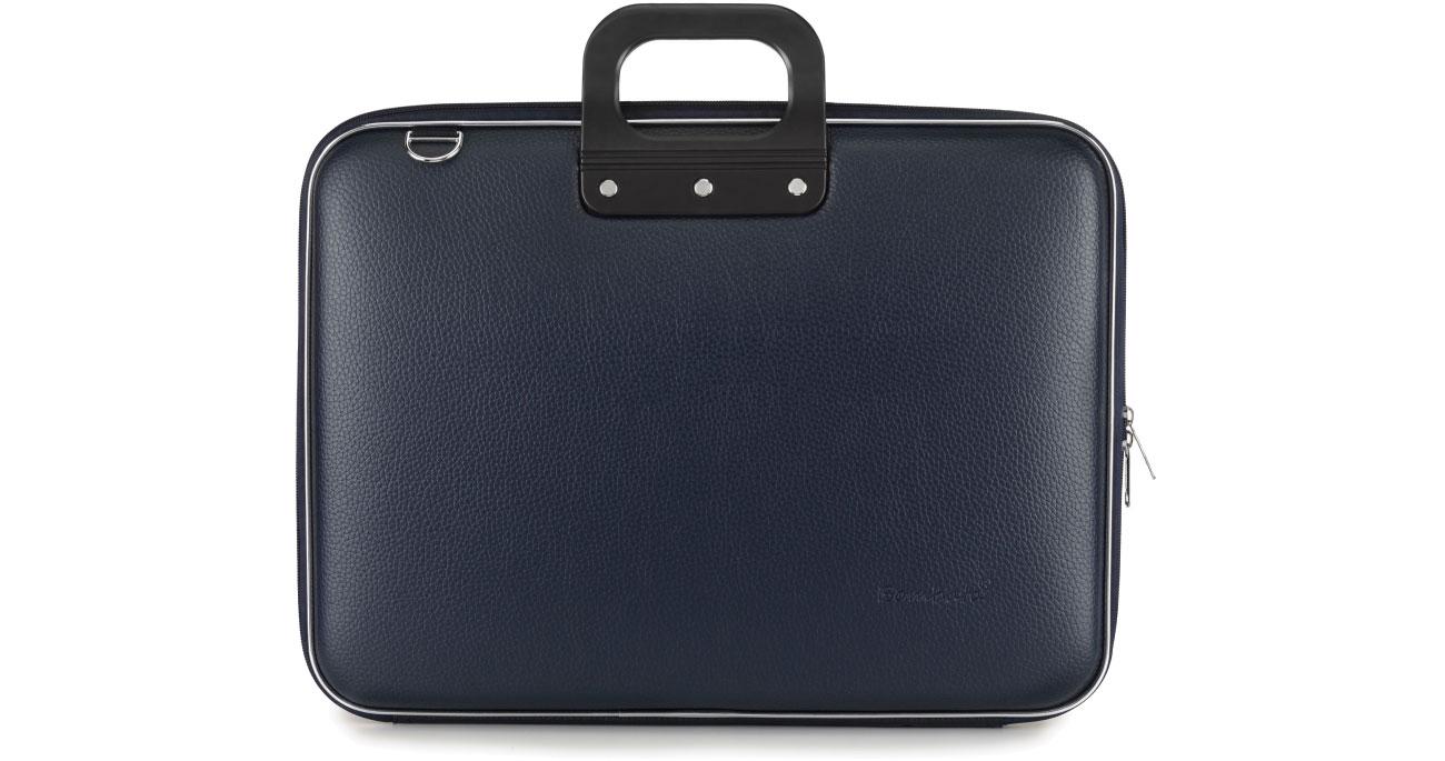 Torba na laptopa Bombata Maxi 17'' granatowa E00651-11