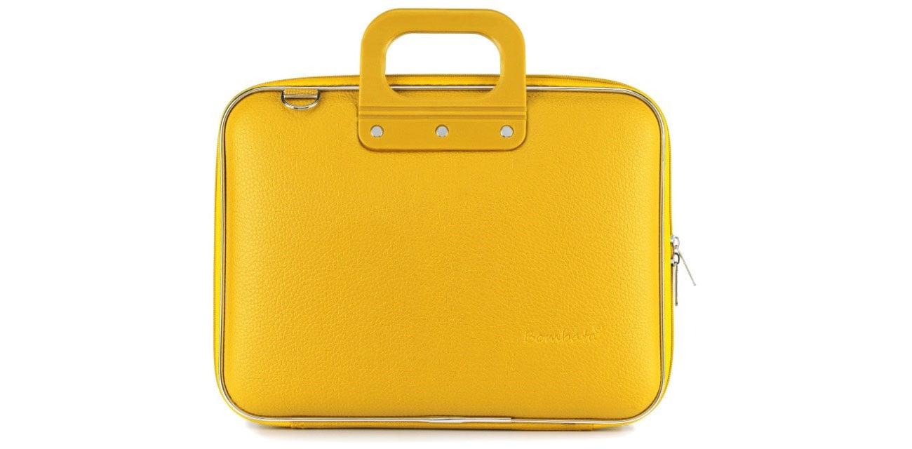 Torba na laptopa Bombata Medio 13'' żółta E00361-36
