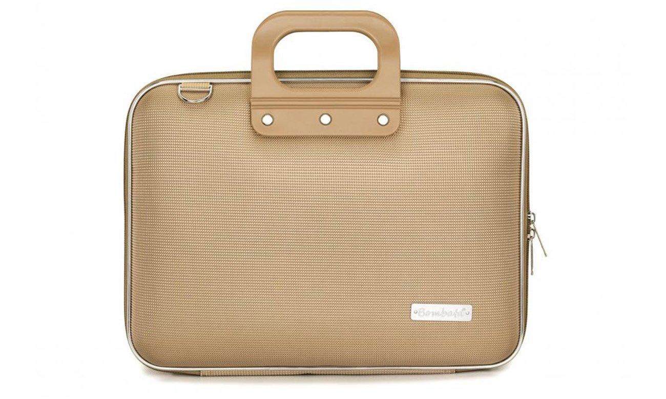 Torba na laptopa Bombata Nylon 13'' złota