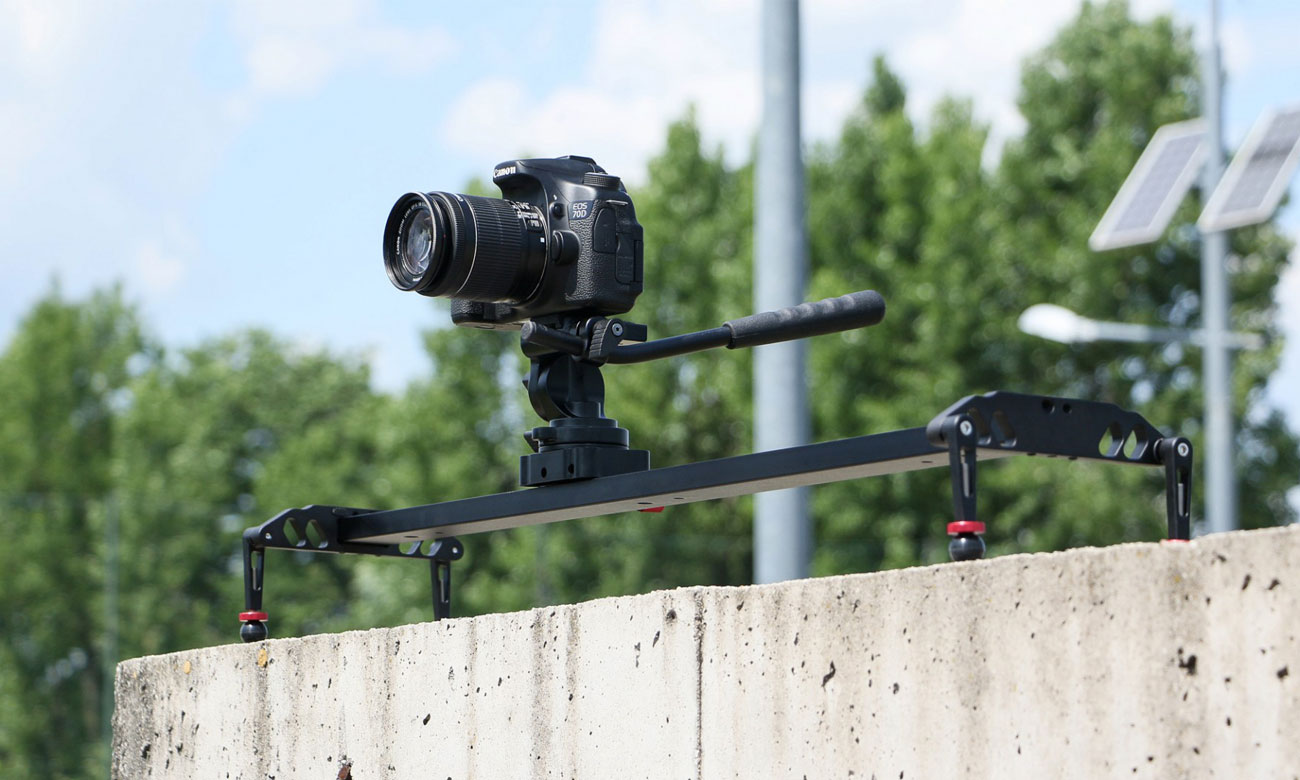 Slider do aparatu Camrock VSL80R2