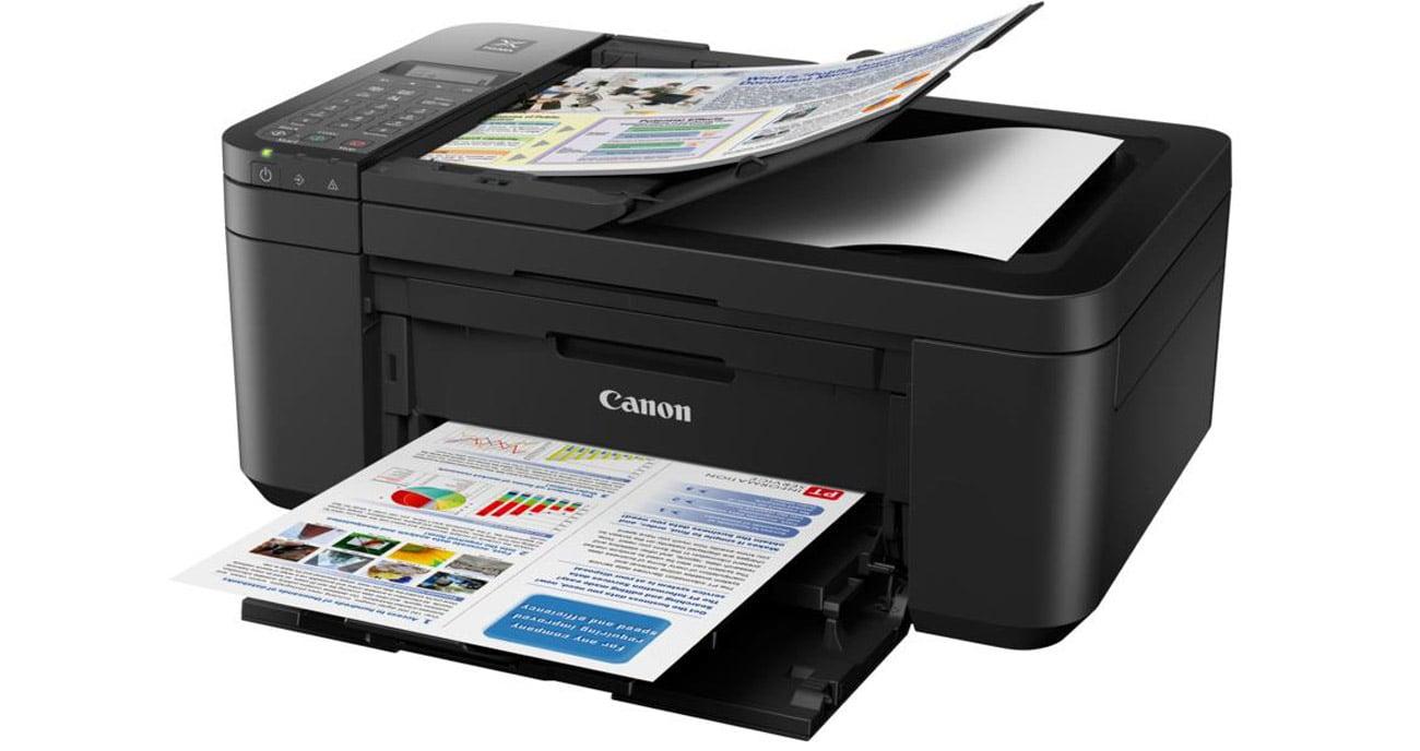 Inteligentna obsługa drukarki