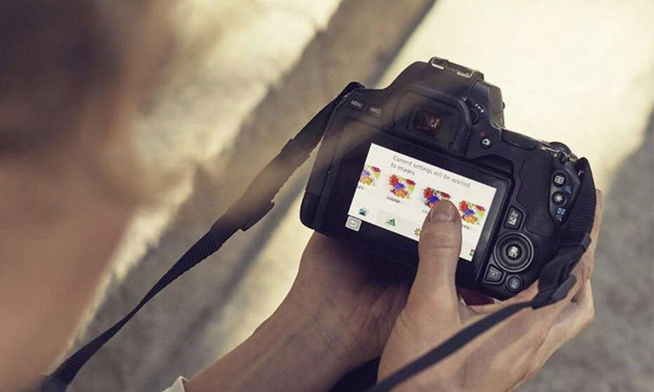 Zachwycające obrazy o wysokiej rozdzielczości i filmy 4K